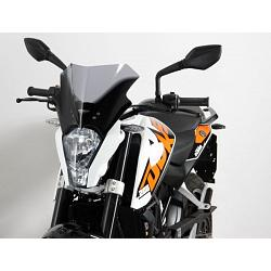 BULLE RACING CLAIR KTM DUKE 125/200/390