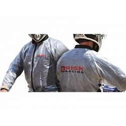 veste pluie risk racing taille s veste moto enduro. Black Bedroom Furniture Sets. Home Design Ideas