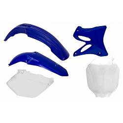 carenage kit plastiques yamaha yz 125 250 2002 2005. Black Bedroom Furniture Sets. Home Design Ideas